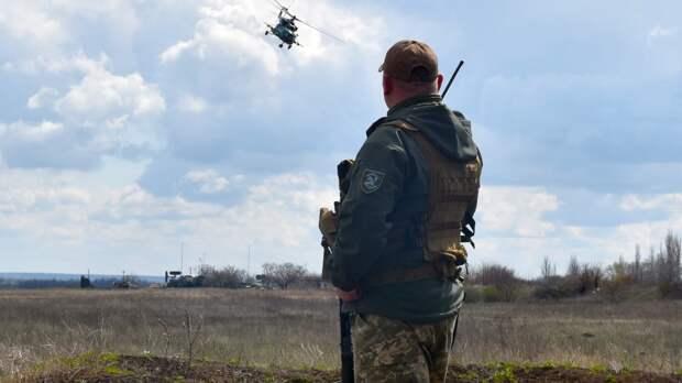 В ЛНР сообщили о присутствии ВСУ на участке разведения сил и средств