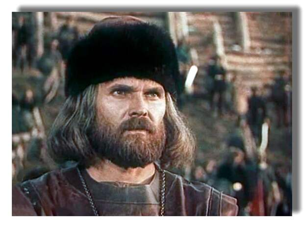 "Князь Даниил. Кадр из к/ф ""Даниил – князь Галицкий"""