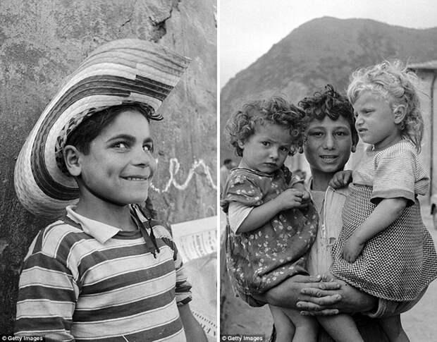 Италия 1950-х, в которую влюбился весь мир