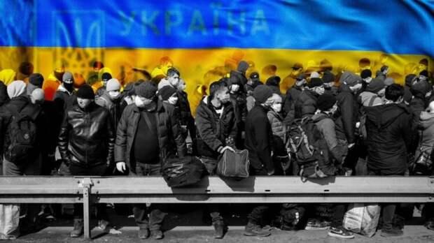 Украинцы продолжают массово уезжать из  страны в поисках работы и лучшей жизни