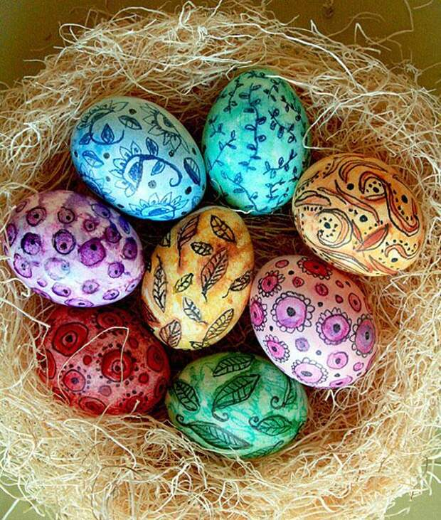 15 креативных идей оформления пасхальные яйца (13)