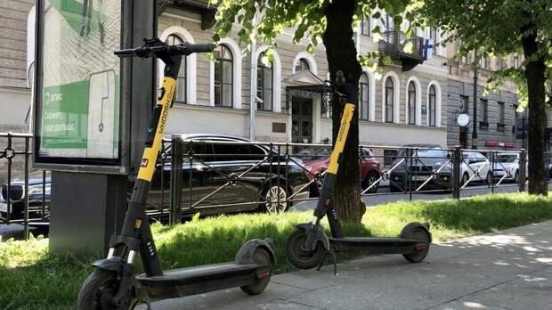 Около 150 вакансий по обслуживанию электросамокатов открыли в Петербурге