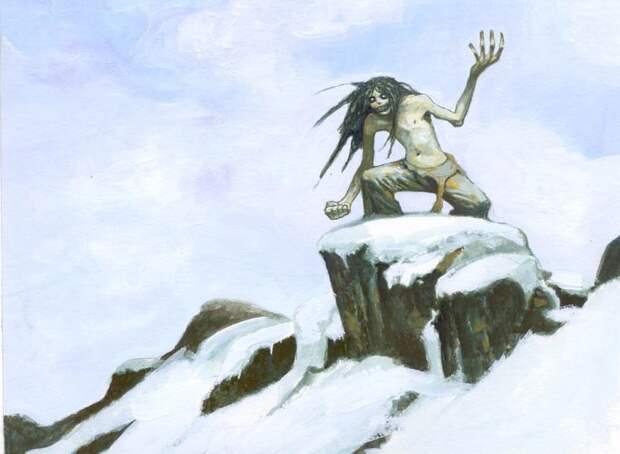 Мифы и легенды Арктики 8