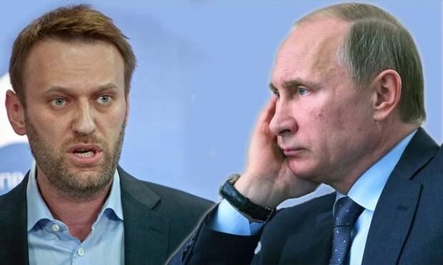 """Сыновья и внуки добрейшего """"дедушки Вовы"""" Путина: Навальный все еще в бреду"""