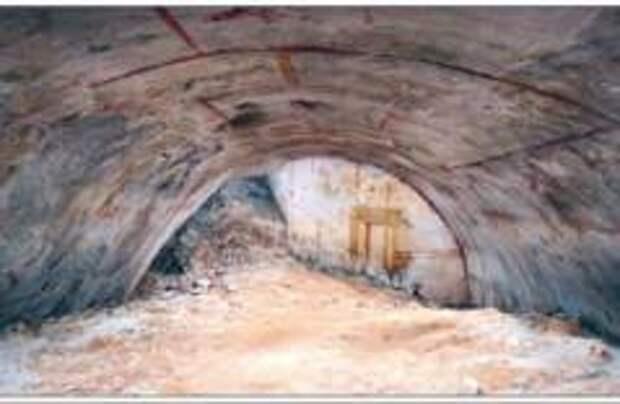 Под дворцом Нерона обнаружили тайную комнату