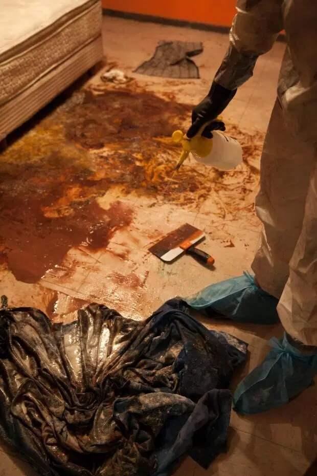 Заметая следы: первый вМексике уборщик мест преступления рассказал освоей грязной работе