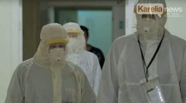 В Карелии подтверждены четыре смерти от коронавируса и 168 случаев заражения