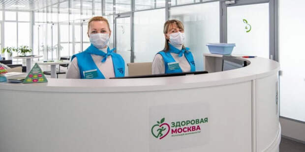 Вакцинация от COVID-19 будет доступна во всех парковых павильонах «Здоровая Москва». Фото: М. Мишин mos.ru