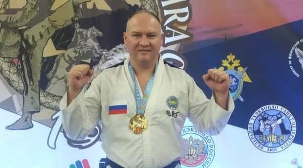 Тренер из Южного Тушина завоевал Кубок Северной Пальмиры