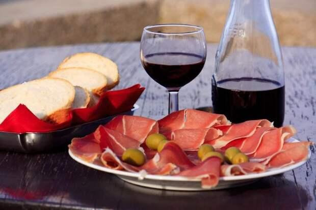 Как выбирать вино к мясным блюдам