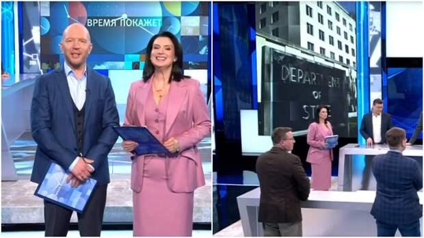 """В Сети неоднозначно отреагировали на возвращение Стриженовой в эфир / Коллаж: ФБА """"Экономика сегодня"""""""