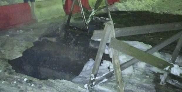 70% поверхности тела: девушка обварилась в яме с кипятком в Дзержинске