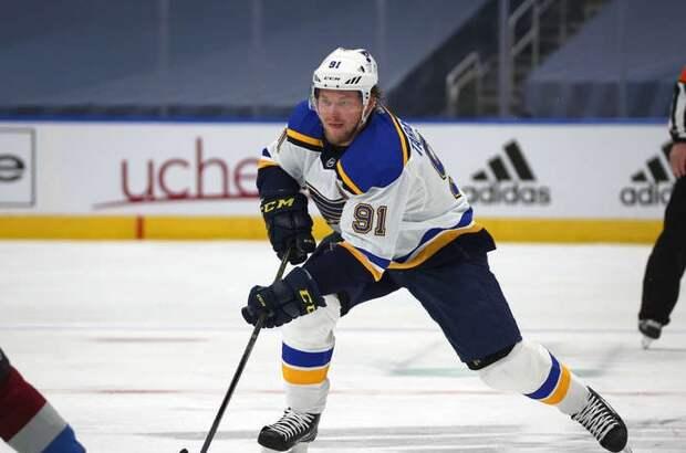 Тарасенко восстановился от травмы и сыграет в первом матче плей-офф НХЛ