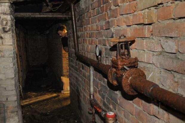 Приключения бизнесмена и электрика в обесточенном подвале