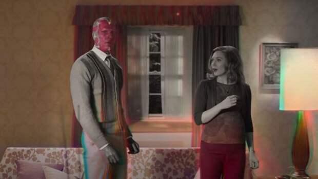 """Сериал о супергероях """"ВандаВижен"""" стал лучшим на премии MTV Movie & TV Awards 2021"""