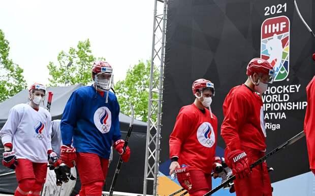 Сборная России заявила 17 хоккеистов для участия в ЧМ-2021