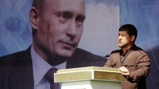 Кудряшов: «Путин иКадыров— два сильных лидера, отних исходит мощная энергия»