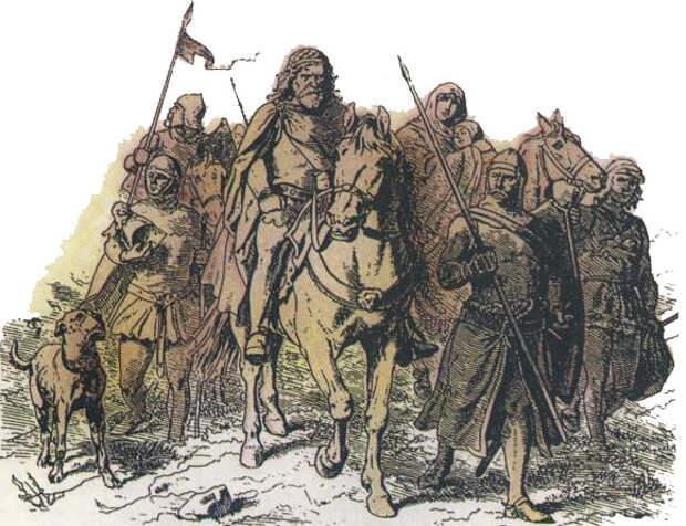 Прибалтика до крестоносцев