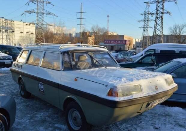 Самое интересное в этой истории, что автомобиль был продан…немцам! СССР, амфибия, самоделка