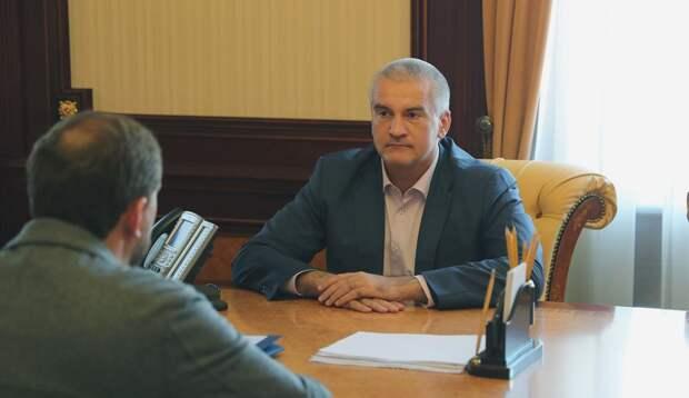 Аксенов перенес снятие острого дефицита воды в Крыму с января на апрель