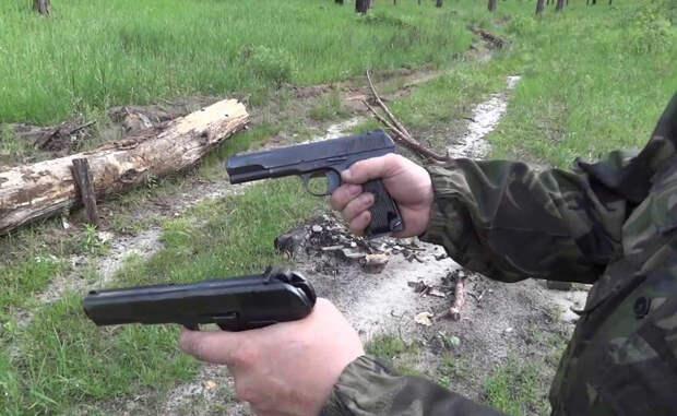 ТТ: главный пистолет 90х