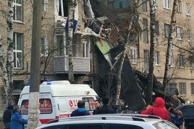 Извлечено тело ещё одного погибшего при взрыве газа в Орехово-Зуево