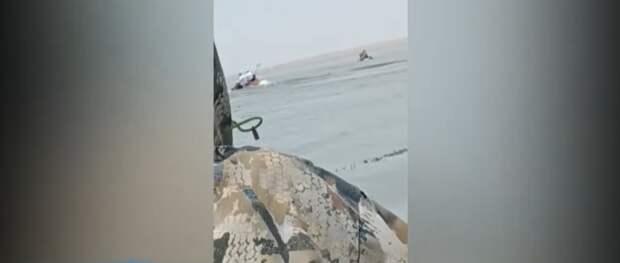 Шесть предполагаемых браконьеров задержаны по делу о жестоком избиении егерей на Шардаре (видео)