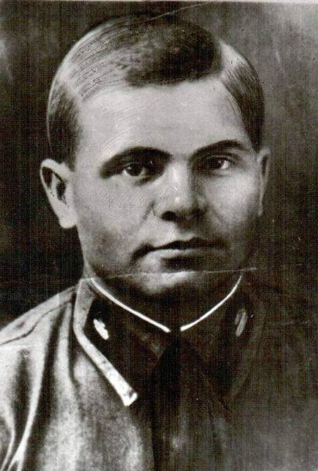 Владимир Хазов. Герой боев под Ольховаткой