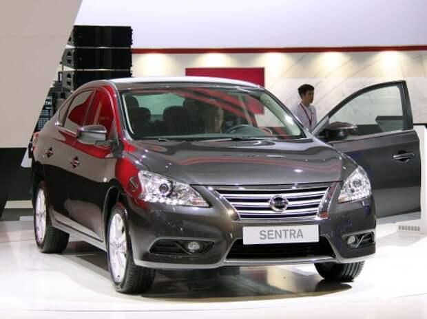 Nissan Sentra и новый Pathfinder будут продавать только в России