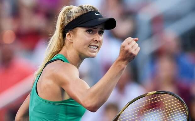 Свитолина победила Квитову и сыграет с Барти в полуфинале турнира в Штутгарте