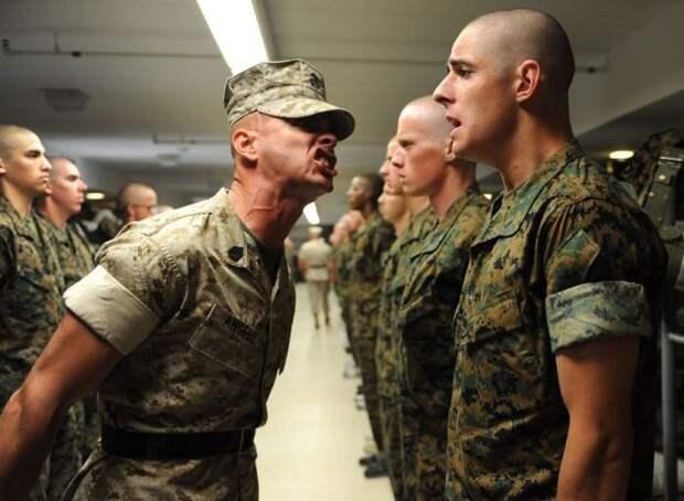Американские морские пехотинцы оказались сборищем извращенцев