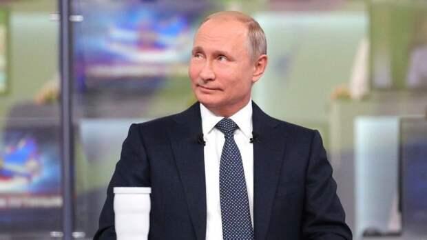 Когда может состояться прямая линия сВладимиром Путиным?