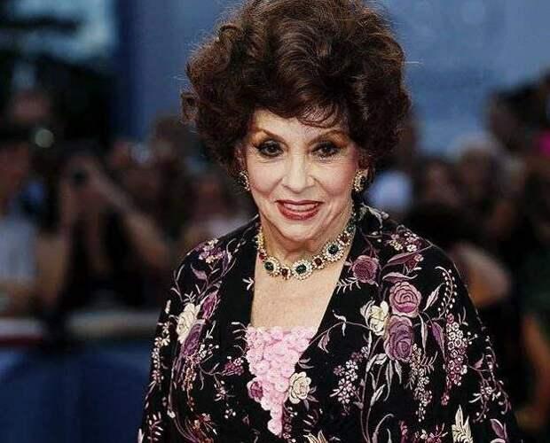 Джина Лоллобриджида: пример того, как сохранить красоту на старости лет