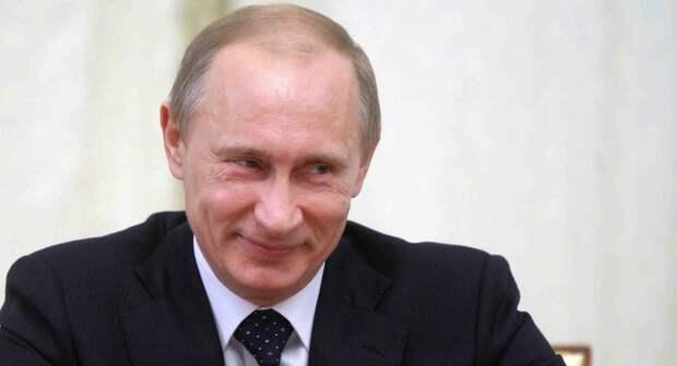 Я отказываюсь выйти замуж за Путина!