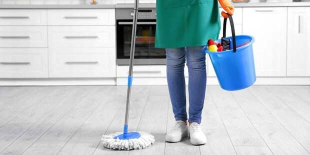 Уборка в загородном доме после зимы: особенности работ