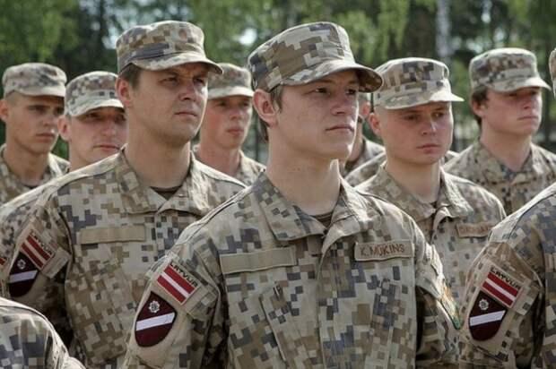 Поляки и прибалты вооружаются: потенциальный противник у НАТО и на этом фланге очевиден