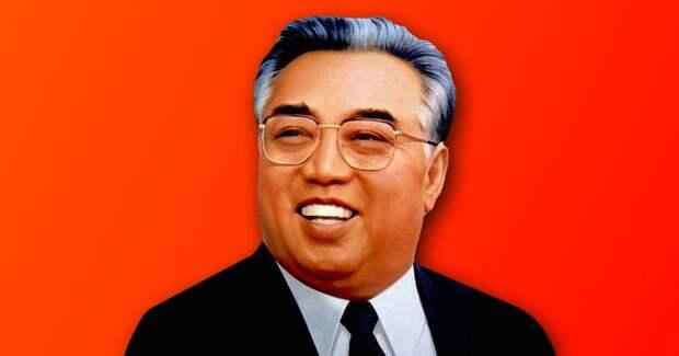 ⚡4 коротких факта о том, как Ким Ир Сен подстроил свою смерть
