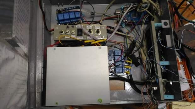 Теплица на Ардуино-Мега. arduino, 3d модель, умная техника, умный дом, теплица, Строительство, Огород, дача, видео, длиннопост