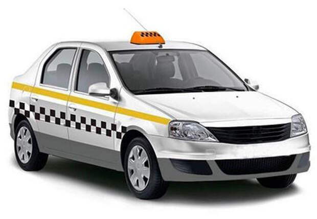 Иные: подмосковные такси окрасят по-новому