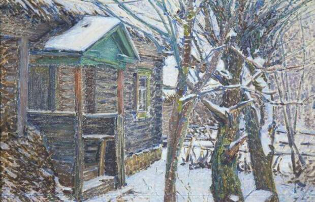В САО представят коллекцию произведений художника Николая Мещерина