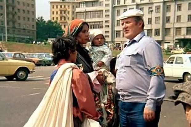 "Кадр из фильма ""Карнавал"" (1981)"