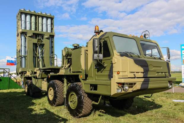 На вооружение ЮВО поступил первый комплекс С-350 «Витязь»