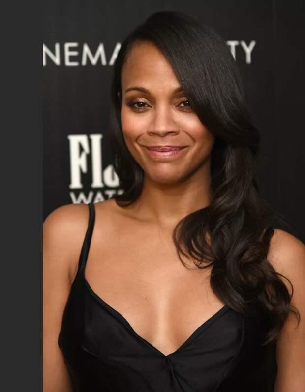 Чёрная актриса извинилась перед чёрными, за то, что она сыграла чёрную. Ибо она не достаточно чернА
