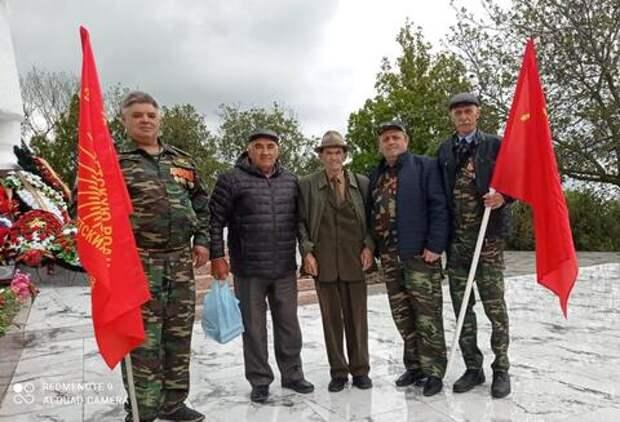 В Краснодарском крае состоялась патриотическая акция «Союза советских офицеров» ВИДЕО