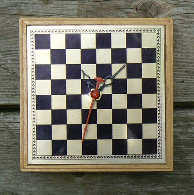Идеи настенных часов с необычным дизайном