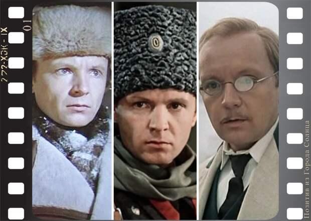 Лучшие роли Андрея Мягкова в кино