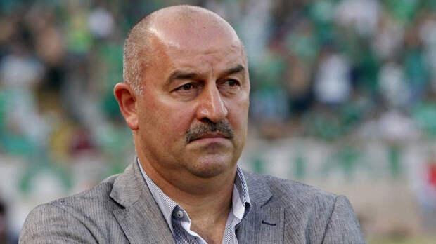 Черчесов остался доволен игрой сборной России в матче с Финляндией