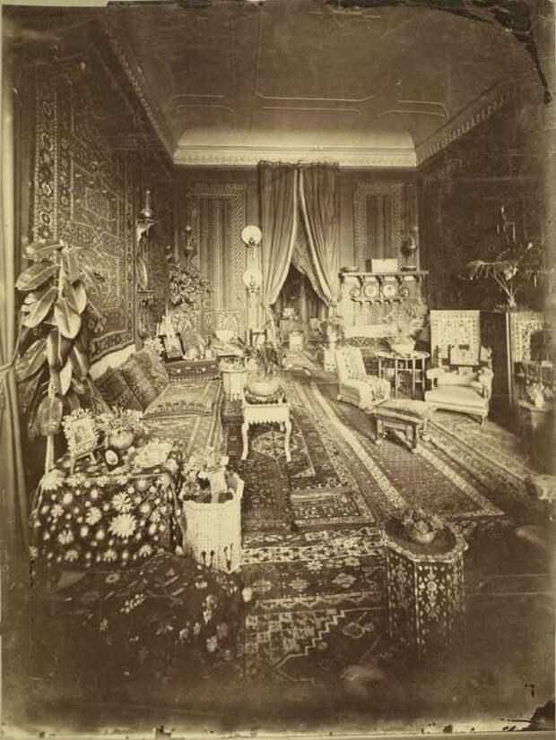 Египет 1860-1910 гг. Гипотеза ядерной бомбардировки.