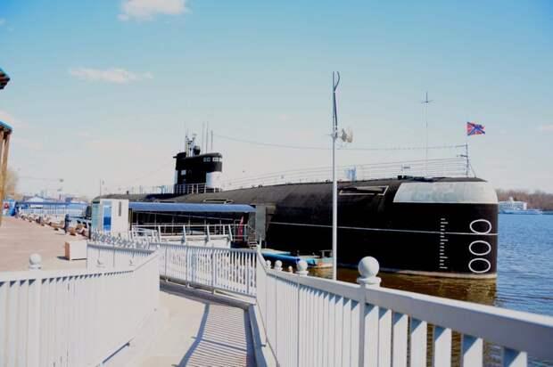 1 июня музей истории ВМФ в парке «Северное Тушино» откроют для бесплатного посещения