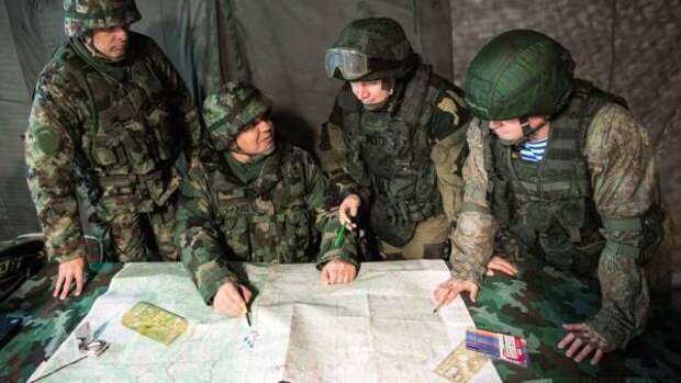 Российские и белорусские военные примут участие в совместных учениях «Славянское братство — 2020»